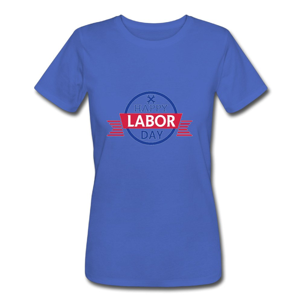 Labor Day WindowWomen Tops T-Shirt Casual Girls Tees Clothes Vest Summer
