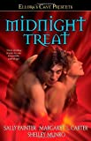 Front cover for the book Midnight Treat: Ellora's Cave by Sally Painter