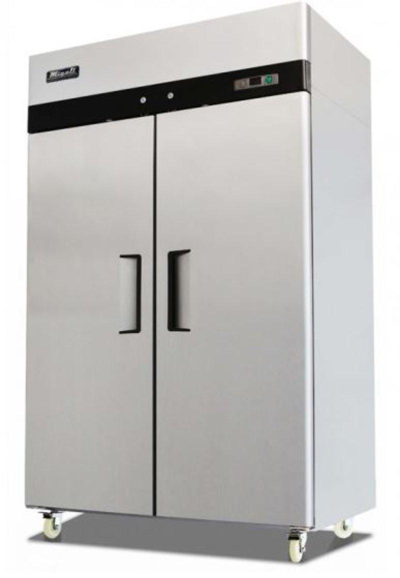 NEW-Migali-C2-R- 2 Door Reach in Refrigerator