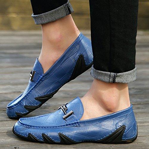 Miyoopark - zapatilla baja hombre Azul