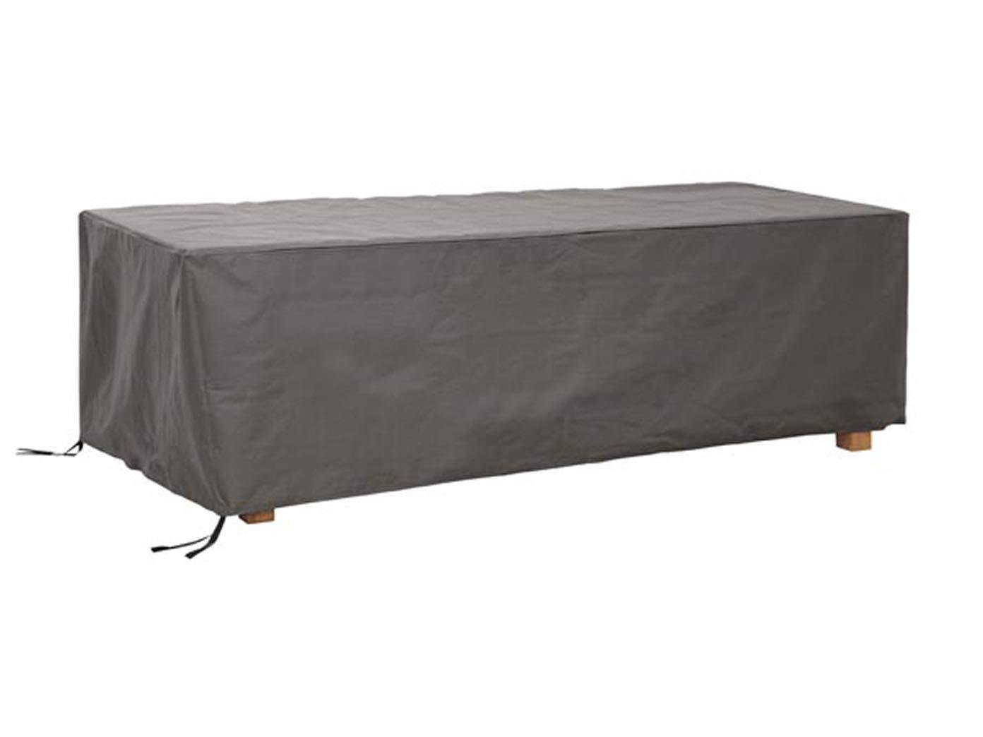 ci sono più marche di prodotti di alta qualità Perel Garden oct140 Custodia Protettiva per Tavolo Tavolo Tavolo da Giardino di Massimo 140 cm, Antracite, 145 x 105 x 75 cm  vendita outlet