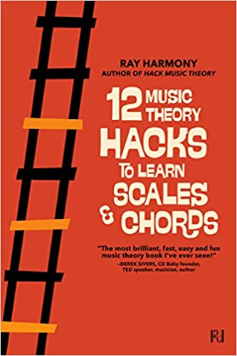 Download PDF 12 Music Theory Hacks to Learn Scales & Chords