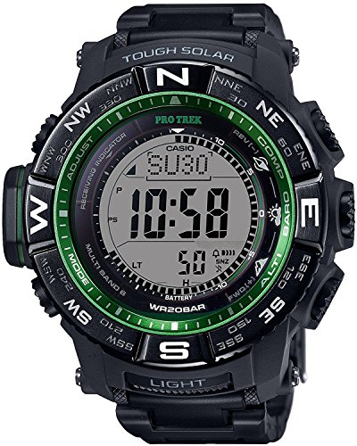 CASIO watches PROTREK world six stations corresponding Solar radio PRW-3510FC-1JF Men's