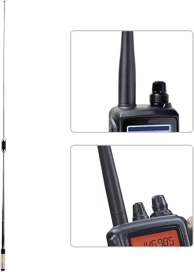 Antena de banda única, RH770 antena BNC de banda doble ...