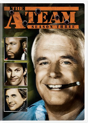The A-Team: Season 3 (A Team Dvd)