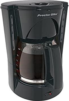 Hamilton Beach 48524 12 Cup Black Coffeemaker