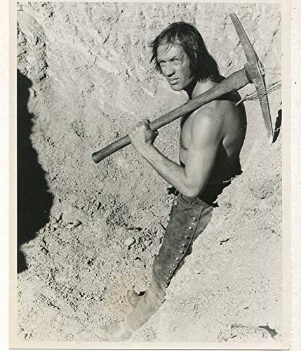 David Carradine- Mr. Horn 1979 CBS TV press photo MBX55