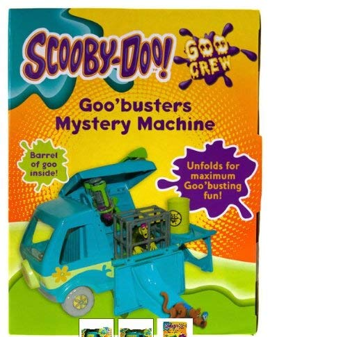 Scooby-Doo Mystery Machine with goo Scooby Goo Scooby Doo van