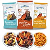 Youtopia Snacks Delicious 130-calorie Snack Packs, High-Protein...