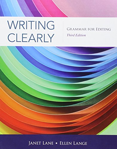 Writing Clearly:Editing Guide