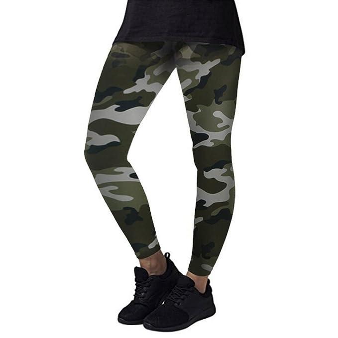 Amazon.com: Distancia/Para Mujer Pantalones de Yoga/grefer ...