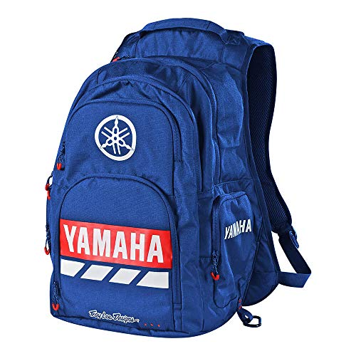 (Troy Lee designs Official Yamaha Licensed RS2 Backpack (One Size, Blue)) )