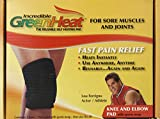 Instant Fast Pain Relief Reusable Heat Pad for Knee - 2 Pack
