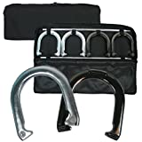 Executive Deluxe Horseshoe Set with Easy Carry Bag