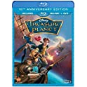 Treasure Planet 10th Anniversary Edition on DVD + Blu-ray
