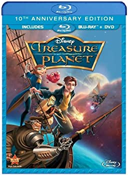 Treasure Planet 10th Anniversary Edition [Blu-ray + DVD]