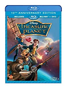 Treasure Planet (10th Anniversary Edition) (Blu-ray + DVD)