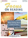When Zachary Beaver Goes to Town Reading Guide, Mary Rich, 1599051281