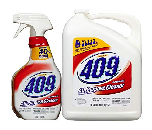 Formula 409 ALL Purpose Cleaner 32 Oz+180 Oz Refill