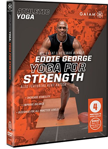 Gaiam Athletic Yoga Strength George