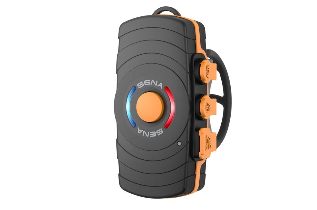 Sena FreeWire Bluetooth CB and Audio Adapter for Harley Davidson Motorcycle Communication System