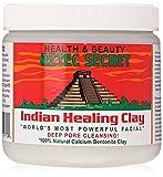 indian Aztec Secrets: Indian Healing Bentonite Clay, 1 lb (3 pack)