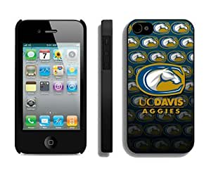 Diy Colorful Iphone 4s Case Uc Davis Aggies 11 Cell Phone Mate Protective Cover for Iphone 4 Accessories