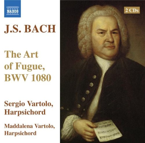 Price comparison product image J.S. Bach: The Art of Fugue, BWV 1080