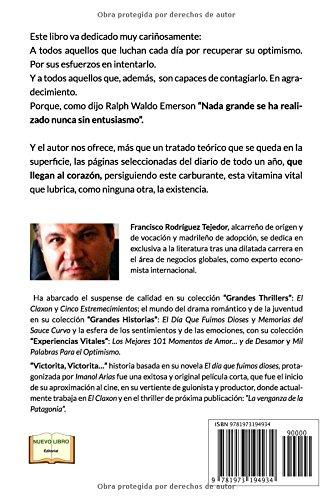 Mil Palabras para el Optimismo (Spanish Edition): Francisco Rodríguez Tejedor: 9781973194934: Amazon.com: Books
