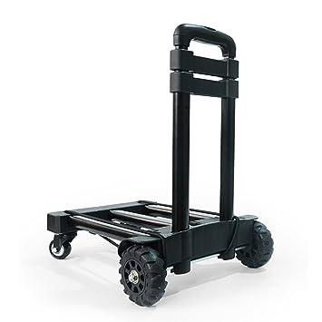 DELLT- Universal Wheels Trolley Handwagen Haushaltshandling Kleine ...