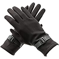 Finger Logic Touchscreen Gloves for Women for Smartphones and Tablets- Stretchy, Warm, Comfortable