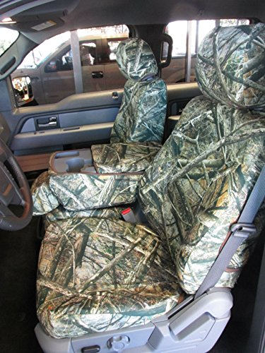 Very Cheap Price On The Ford F250 Seat Covers Camo