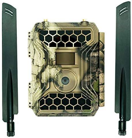 4GLTE Wireless Trail Camera - Snyper Cellular Trail Cameras