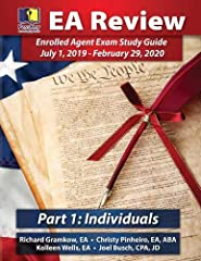 This study guide is designed for test-takers who will take their exams in the Prometric EA Exam testing window that runs from July 1, 2019, through February 29, 2020.                                                          Learn how ...