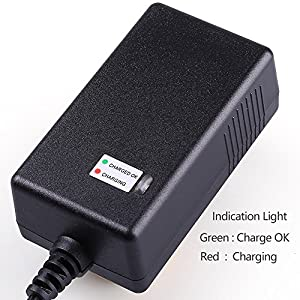 Razor Battery Charger for the e200, e300, PR200, Pocket Mod, Sports Mod, and Dirt Quad