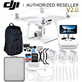 DJI Phantom 4 Pro+ PLUS V2.0/Version 2.0 Quadcopter Ultimate Pro Backpack Bundle