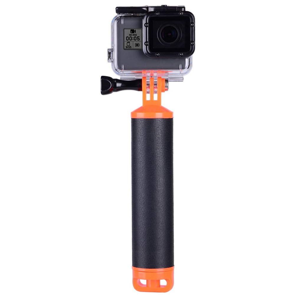 Suptig Floating Hand Grip for Gopro Hero 6 Hero 5 Hero 2018 Hero 4 Hero 3 Hero Session and Xiaoyi SJ Camera Handle Mount Accessories Kit Water Sport Pole for Sport Camera by Suptig