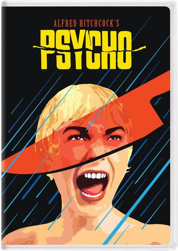 DVD : Psycho (Snap Case, Slipsleeve Packaging)