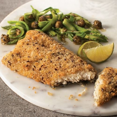 Rainbow Trout Fillets - Omaha Steaks 8 (5.75 oz.) Ancient Grain Rainbow Trout Fillets