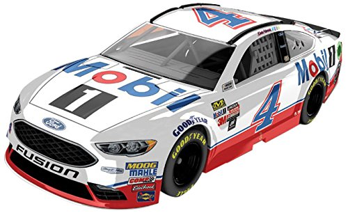 Lionel Racing Kevin Harvick #4 Mobile 1 2018 Ford Fusion 1 Arc Diecast Car, 1:64 Scale by Lionel Racing (Image #1)