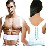 ArMordy(TM) Arrival Hot Sale Adjustable Magnetic Shoulder Posture Corrector Chest Support Belt Vest Health Care Supports for women man