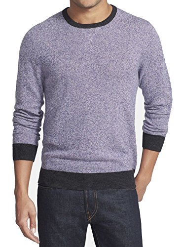 1901-nordstrom-mens-large-pullover-crewneck-sweater-purple-l
