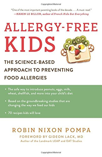Allergy Free Kids Science Based Preventing Allergies product image
