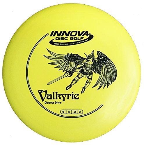 Innova DX Valkyrie Golf Disc, 160-164 gram, (Colors may vary)