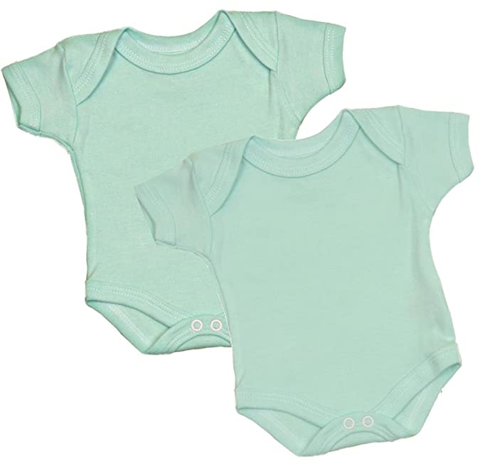 3 pack red plain  baby bodysuit cotton onepiece vest all sizes blank creeper
