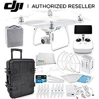 DJI Phantom 4 Advanced+ Quadcopter Travel Case Starters Bundle