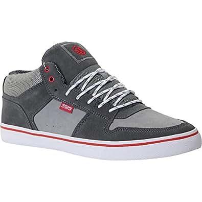 Amazon.com: DVS Men's Clip Shoe,Grey Suede Eero Snow,8 M