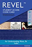img - for REVEL for Understanding Music - Access Card (8th Edition) book / textbook / text book