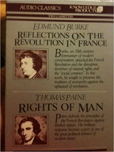 Reflections On The French Revolution Rights Of Man Audio Classics