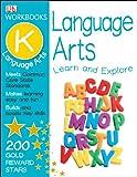 DK Workbooks: Language Arts Grade K, DK Publishing, 1465417370